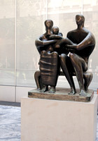 Henry Moore's 'Family Group'